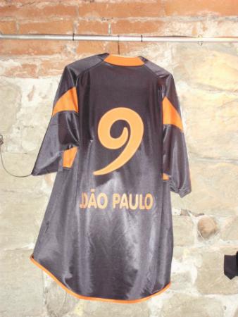Trikot Joao Paulo (matchworn)