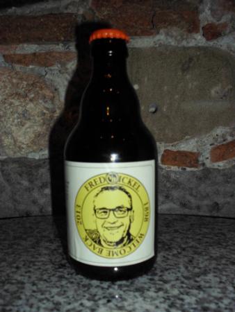 Fredy Bickel Bier